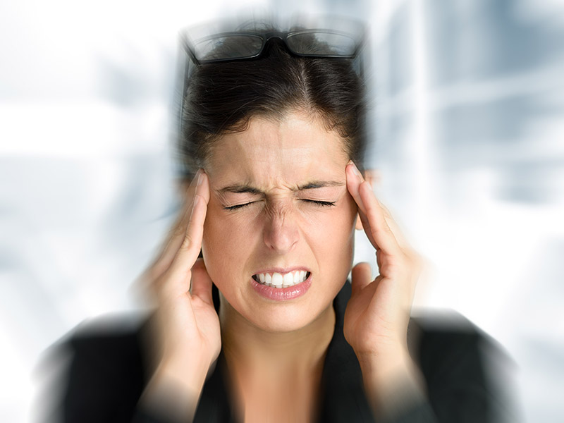 ADDRESSING YOUR VERTIGO SYMPTOMS NATURALLY