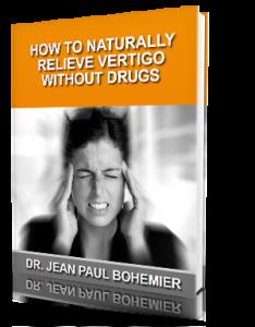 Dr. Jean-Paul Bohemier Solara Health Calgary chiropractor Vertigo ebook, Vertigo Treatment Calgary AB