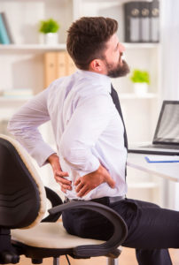 Treatment for lower back pain at Solara Health Calgary